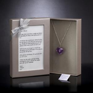 Message on a Necklace Personalised ..